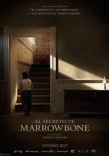 El secreto de Marrowbone background