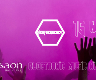 HIGH FREQUENCY - Electronic music night