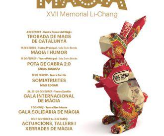 Gala Internacional de Màgia XVIII Memorial Li-Chang Badalona