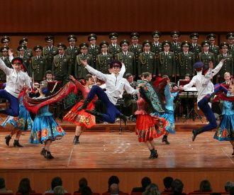 Ballet del Ejército Ruso
