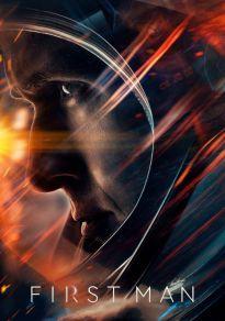 Cartel de la película First man - El primer hombre