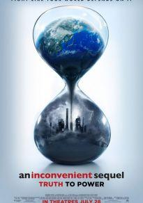 Cartel de la película Una verdad muy incómoda: Ahora o nunca