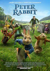Cartel de la películaPeter Rabbit