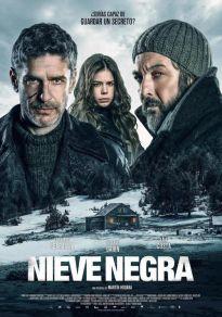 Cartel de la película Nieve negra