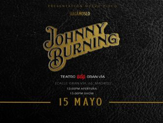 Johnny Burning