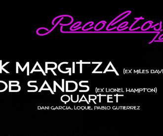 AC Recoletos Jazz: Bob Sands & Rick Margitza