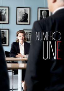 Cartel de la película La número uno