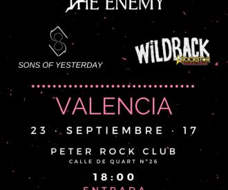 Back To Fall Tour Valencia