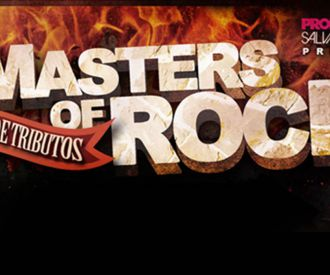 Festival de Tributos Masters of Rock-background