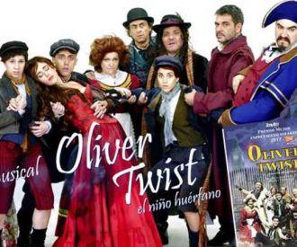 Oliver Twist, el pequeño huérfano - Scenarte Producciones