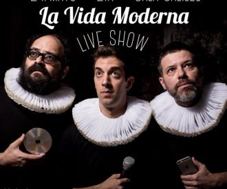 La Vida Moderna Live Show-background