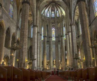 Basílica Santa María del Mar