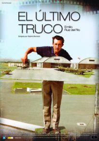 Cartel de la película El último truco. Emilio Ruíz del Río