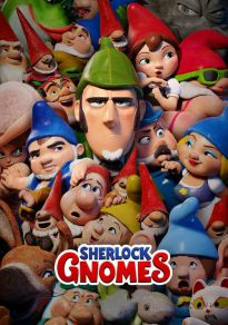 Cartel de la películaSherlock Gnomes