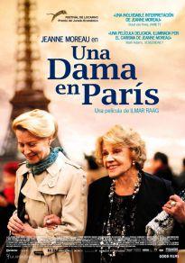 Cartel de la película Una dama en parís