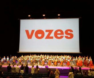 #ConcertàsVOZES