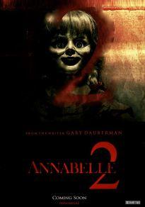 Cartel de la película Annabelle 2
