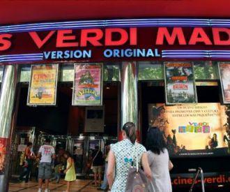 Cartelera De Cines Verdi Madrid Madrid
