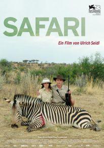 Cartel de la película Safari (cine)
