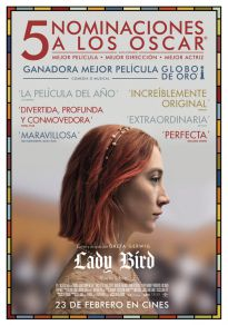 Cartel de la película Lady Bird