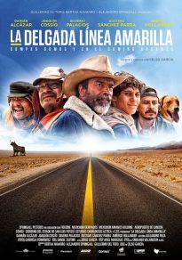 Cartel de la película La delgada línea amarilla