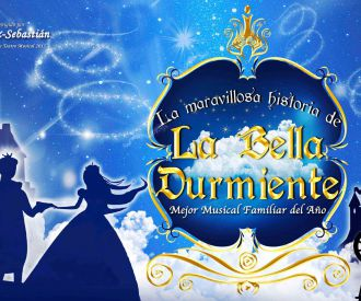 La Maravillosa Historia de la Bella Durmiente-background