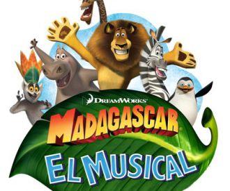 Madagascar, el musical