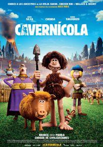 Cartel de la película Cavernícola