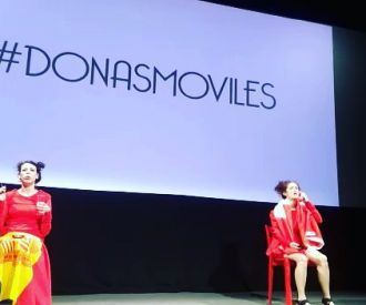 #DonasMoviles