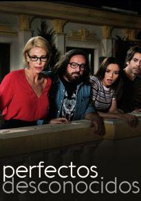 Cartel de la película Perfectos desconocidos