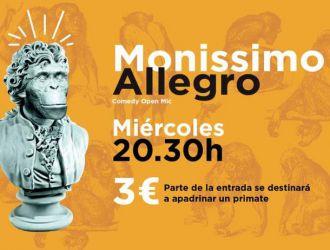Monissimo Allegro - Open Mic