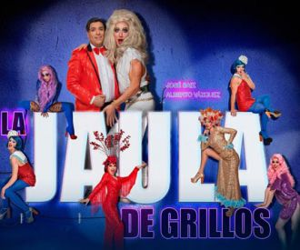 La Jaula de Grillos, el Musical-background