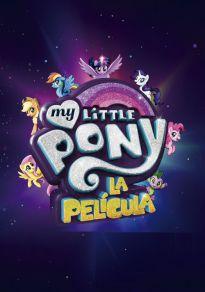 Cartel de la película My Little Pony: La Película