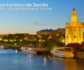 Bus turístico de Sevilla - City Sightseeing Tour