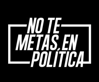 No te metas en política - Facu Díaz y Miguel Maldonado