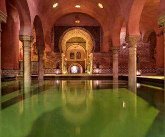 Baños Hammam Al Ándalus Granada