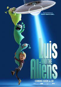 Cartel de la película Luis y los alienígenas