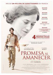 Cartel de la película Promesa al amanecer