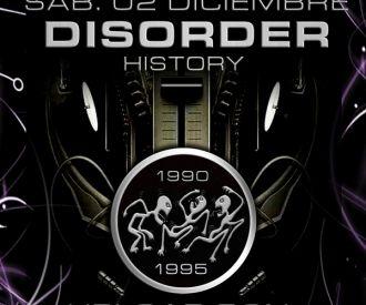 Disorder History
