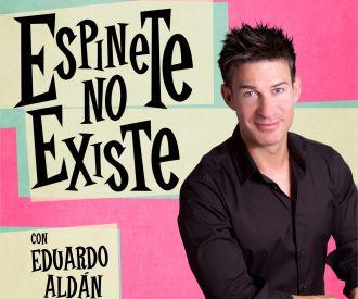 Eduardo Aldán: Espinete no existe