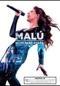 Cartel de la película Malú, ni un paso atrás