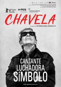 Cartel de la película Chavela (Cine)