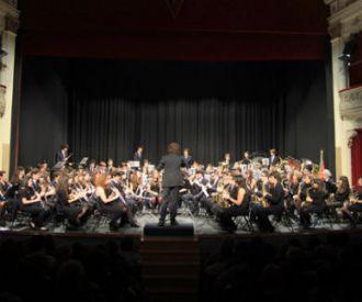 Banda de música de Zamora: Concierto de Santa Cecilia