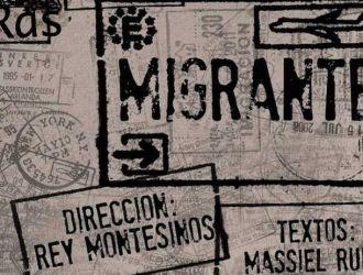Migrante - A Ras Teatro