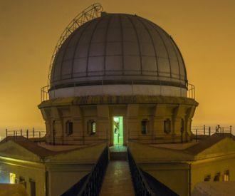 Visita al Observatorio Fabra y Cena con Estrellas