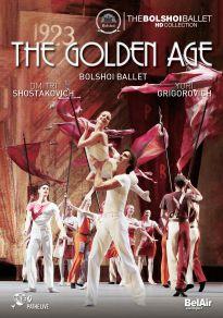 Cartel de la película Ballet the Golden age - Bolshoi