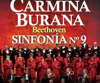 Carmina Burana, Orff y 9a Sinfonía, Beethoven