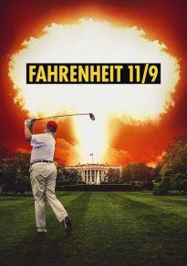 Cartel de la película Fahrenheit 11/9