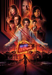 Cartel de la película Malos tiempos en El Royale