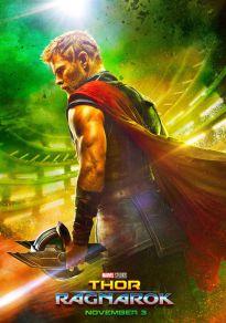 Cartel de la película Thor: Ragnarok